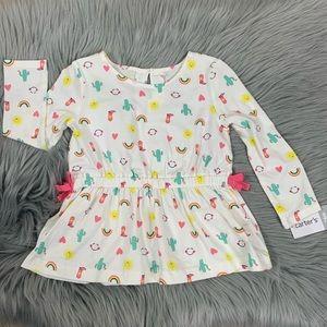 Toddler shirt ☀️🌵🌈 ❤️👢😊